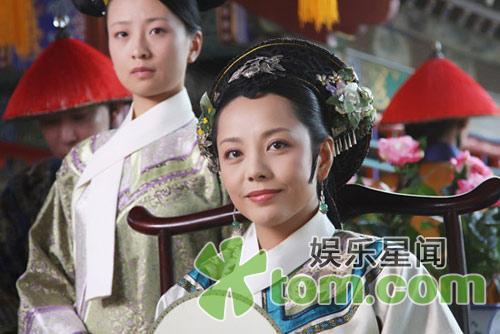 《后宫甄嬛传》开播 杨梓嫣诠释敬妃端庄华贵