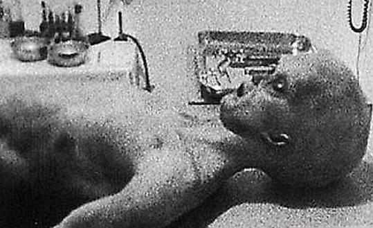 狂野UFO目击事件盘点:西部牛仔与外星人传说-全球UFO目击事件 最