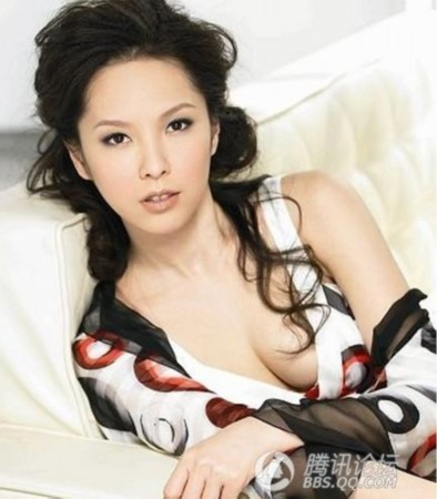 中国最性感豪放的十大美女主持人