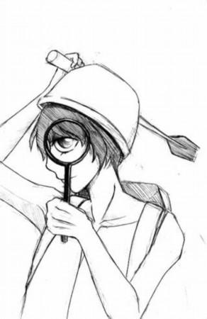 华师女生给以漫画人物21所高校画像获追捧(图)