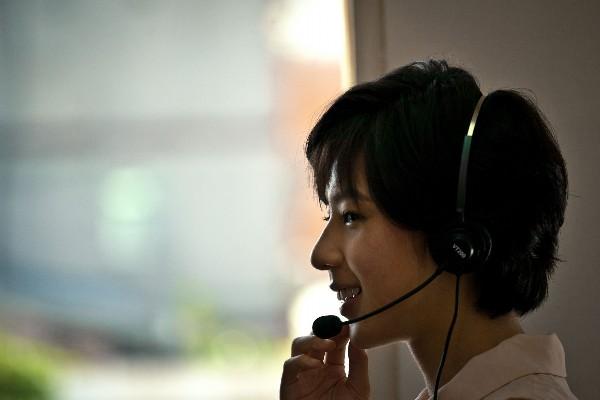 阿信》清纯甜美的接线员599常能令观众响起甜美初恋