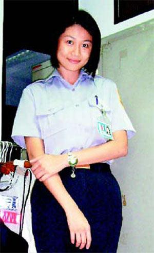 台湾av无码老片警花玫瑰_吴育臻是谁 台模警花性爱片地址?