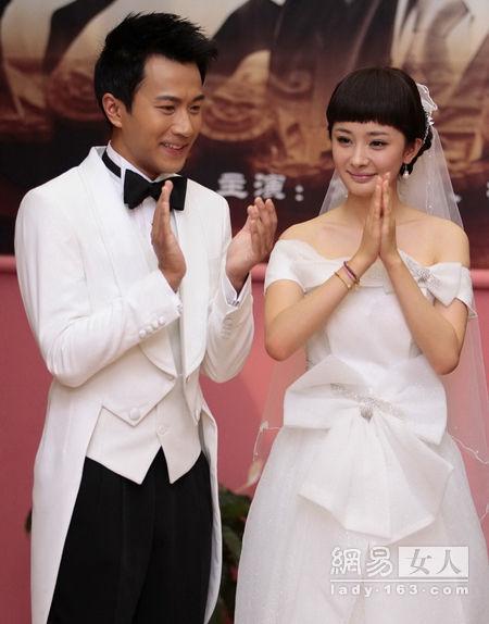 杨幂的男朋友是谁 刘恺威与冯绍峰PK谁更帅