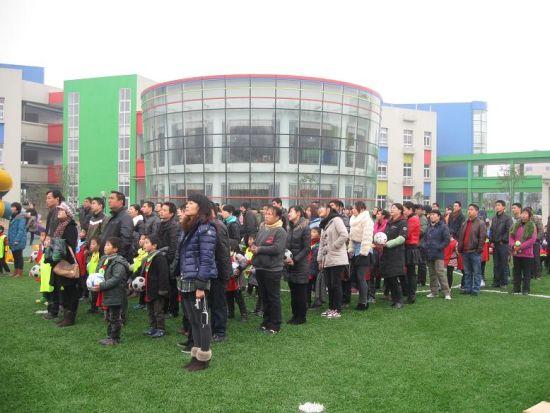 解密富阳春江幼儿园足球运动 打造校园足球第一环