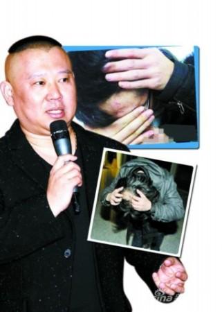 近两年,包括上次李鹤彪打人事件,污蔑德云社弟子在首都机场霸占厕所