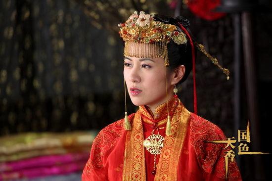 《国色天香》北京卫视热播 叶璇为爱受尽情伤图片