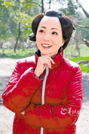 香港演员苑琼丹被曝拒付经纪人佣金
