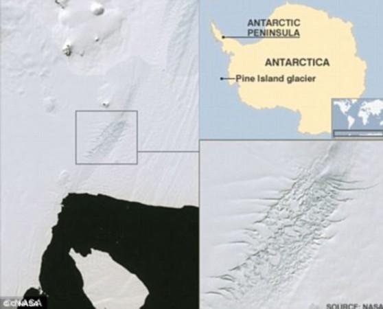 新闻中心 国际新闻 科学探索 正文    松岛冰川从2001年以来第一次