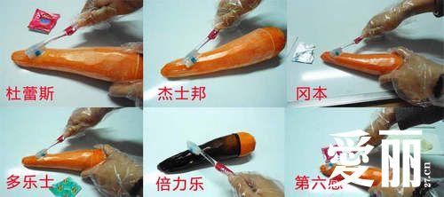 西西人用避孕套_有图有真相 评测六款男士避孕套