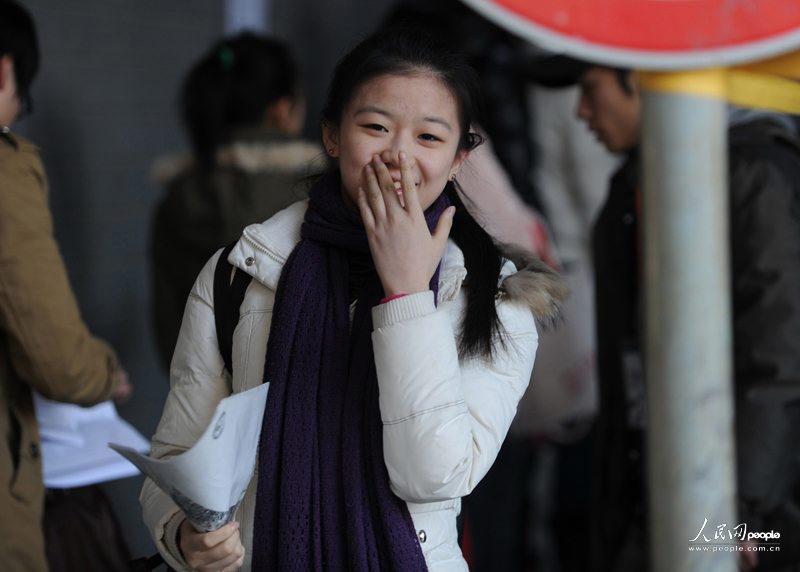 2012年北京电影学院里的新面孔[组图]图片
