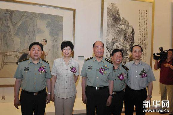 解放军总后勤部人事调整 谷俊山不再担任副部