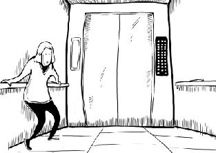 杭州/女生救命守则:电梯故障时这个姿势可以救命(女生救命守则相关...