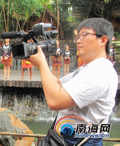 ebs电视台_韩国EBS电视台《世界文化旅游》摄制组到丹