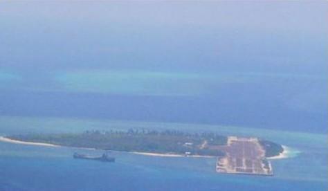 中国将编制南海诸岛地图 俯瞰美丽的南海[组图]