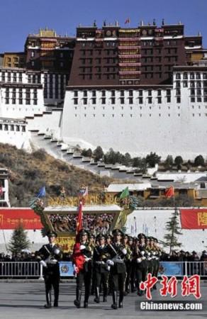 """西藏""""3·28""""纪念日 民众讲述""""春天的故事""""_南海网新闻"""