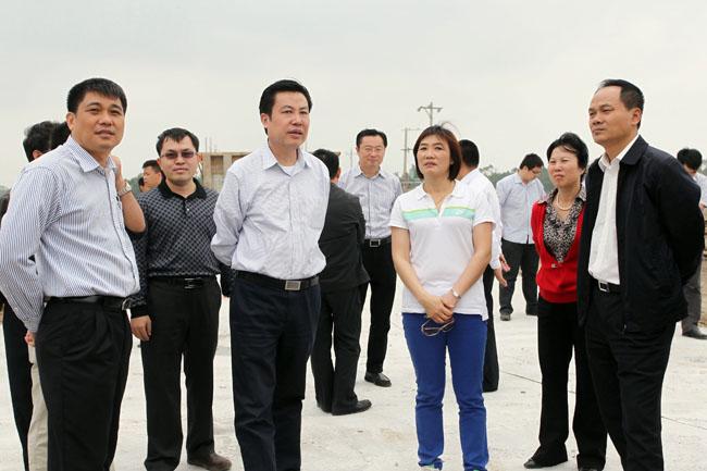 张琦:集中力量全面掀起重点项目建设新高潮_