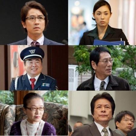 除此之外,堀内敬子,肘井美佳,内田春菊,柿泽勇人等实力派演员也将以重