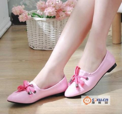 优雅气质美女四月必备时尚美鞋