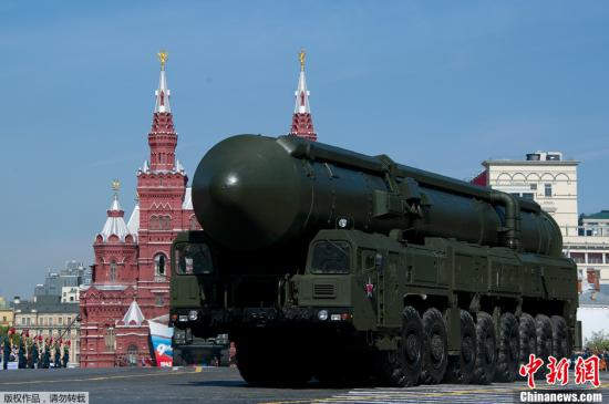 莫斯科红场今日举行大阅兵 普京将检阅部队