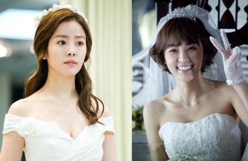 韩式新娘发型2016年变化