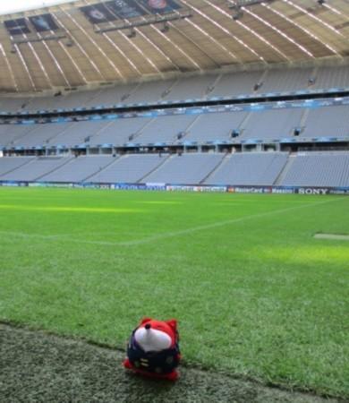 探访欧冠决赛场地:安联球场消失 拜仁优势尽显图片