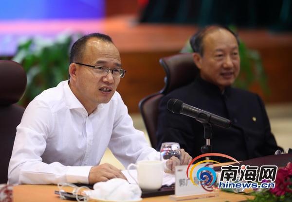 上海复星集团郭广昌 将在琼投资百亿建度假酒店