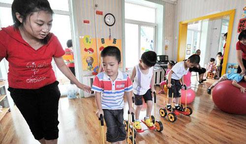 新建改扩建公办幼儿园;; 新闻资讯 社会新闻 → 综述:天津新建改扩建7