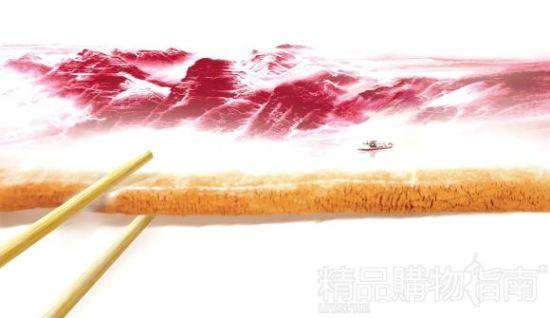 《美食上的武汉》引发美食舌尖热潮全民中国图片
