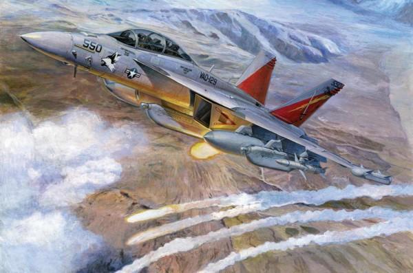 最先进的电子战飞机