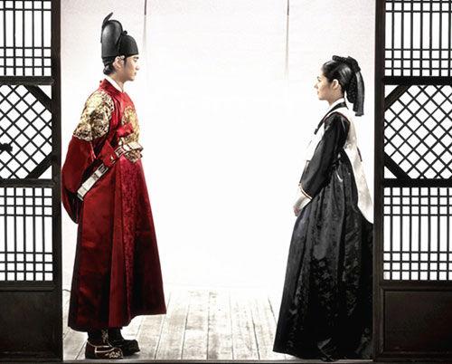 《拥抱太阳的月亮》作为韩国mbc电视台的开年大戏,在韩国