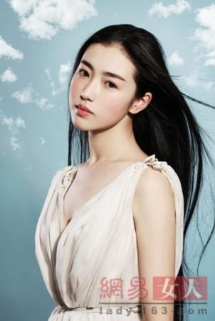 张辛苑号称民间第一美女