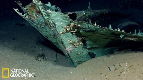 墨西哥湾幽灵船 墨西哥湾