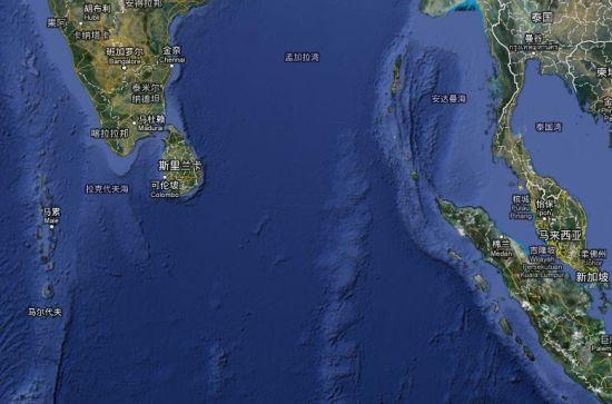 中国为斯里兰卡所建港口营业 印度选择妥协
