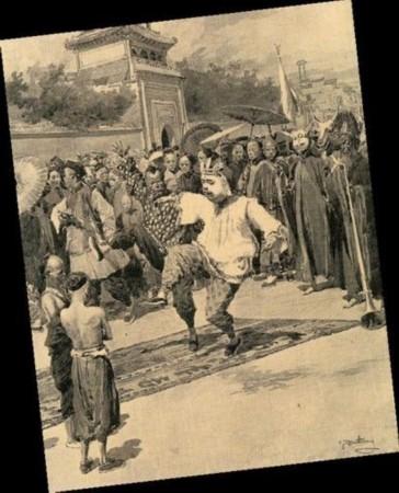 回味:19世纪英国版画上的北京情怀(图)