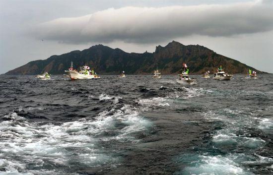 今日钓鱼岛军事新闻_日本东京都8名议员预计今日抵钓鱼岛考察_新闻_南海网