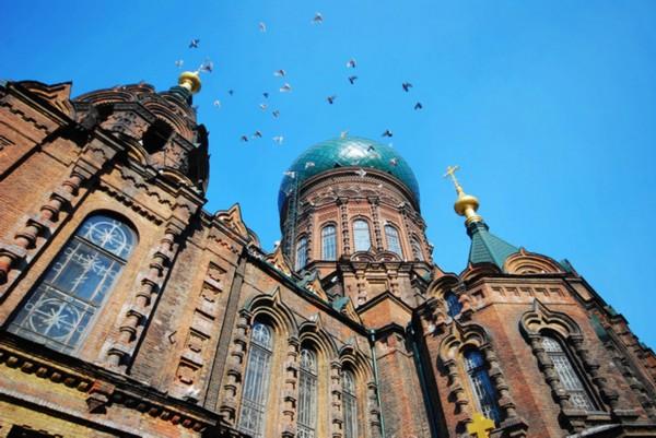哈尔滨圣·索菲亚教堂