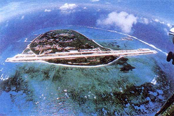 西沙群岛概况 南海上不沉的 航空母舰