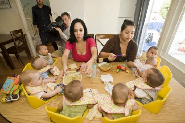 五胞胎孕妇生孩子视频