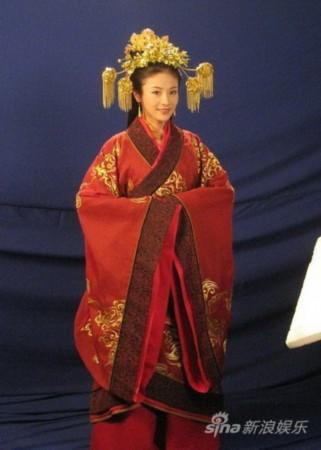 林妙可/小七在剧中绝非只有仙女服装