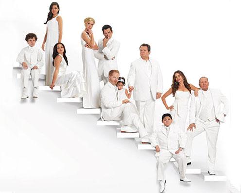 《摩登家庭》6演员续约难产 abc被迫调播出计划