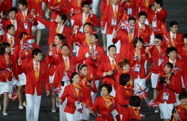 伦敦奥运会开幕式图集图片