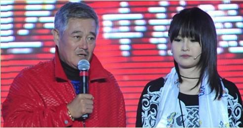 赵本山玩过的女明星