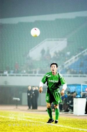 中国足坛十大英年早退球员 祁宏身陷囹圄