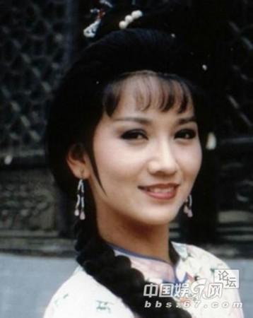 赵雅芝,最美丽的冯程程