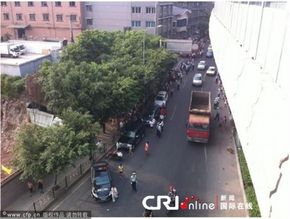家桥被警方击毙.-多地持枪抢劫嫌犯周克华被重庆警方击毙 尸体已图片