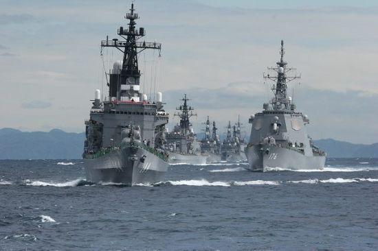今日钓鱼岛军事新闻_我军专家:中国有能力在钓鱼岛抗阻日自卫队_新闻_南海网