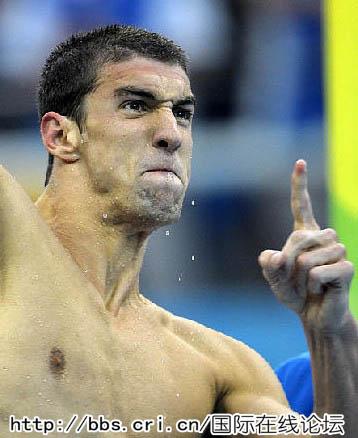 菲尔普斯因拍广告或被收回奥运奖牌