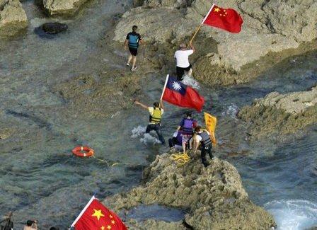 日本称不会再让中国人登钓鱼岛 如登岛必起诉_新闻