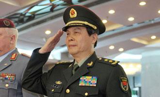 中国历任副总参谋长_中国人民解放军高级军事代表团访美 细节未公布_新闻_南海网