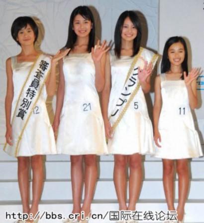 13岁姿势夺日本女生美最好冠军海量美照曝光国民少女的睡觉少女图片
